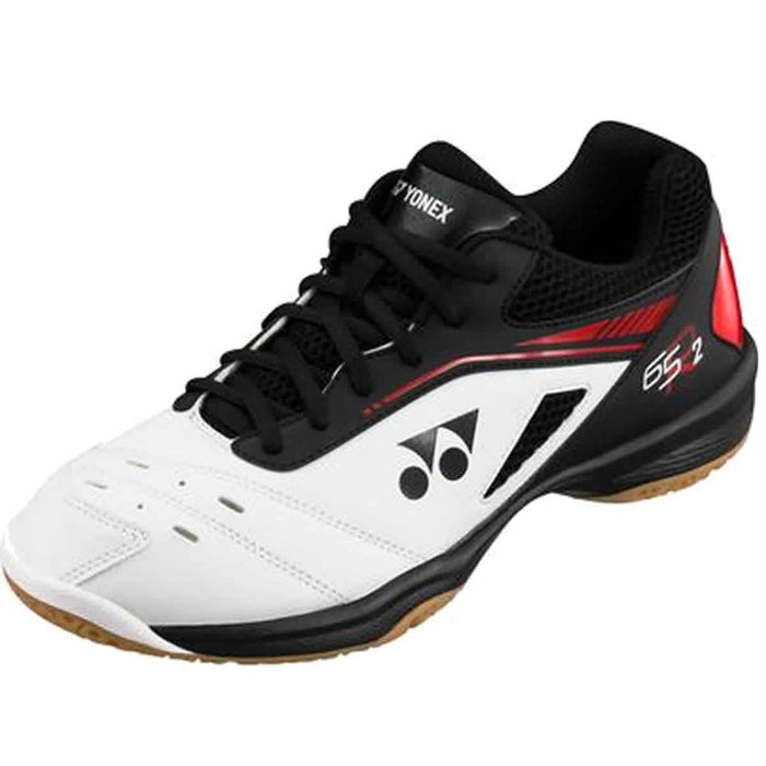 Yonex Power Cushion 65Z Men Badminton Shoes - White Red