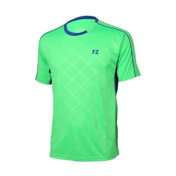 FZ Forza Barcelona Toucan Green Badminton T-Shirt