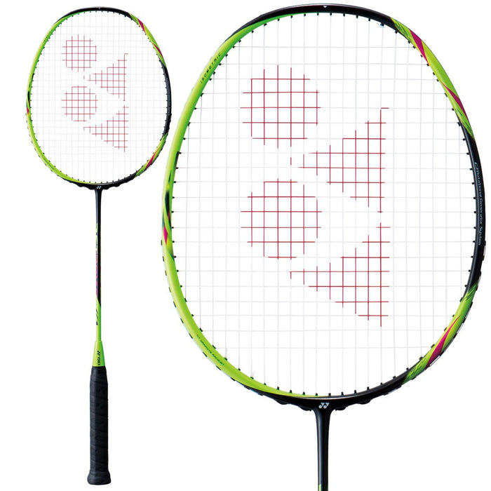 Yonex Astrox 6 Badminton Racket - Black Lime Green