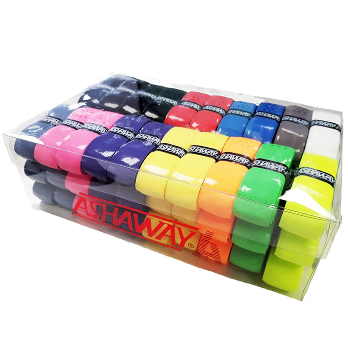 Ashaway New Softgrip Badminton Universal - Set of 60