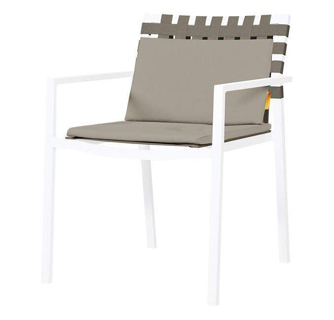 EKKA STACKING ARMCHAIR