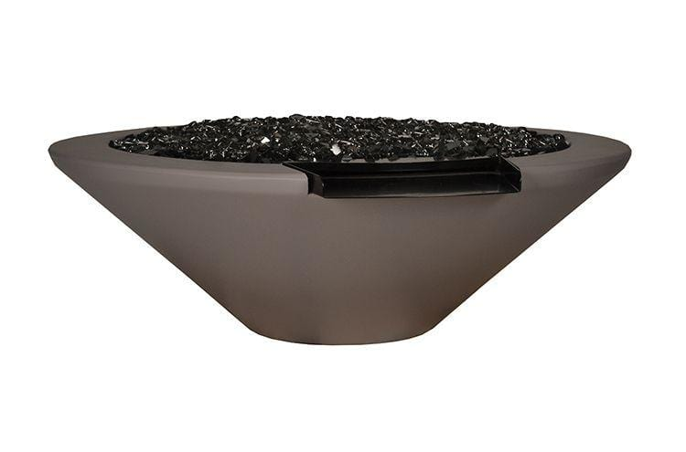 TULUA ROUND FIRE WATER BOWL