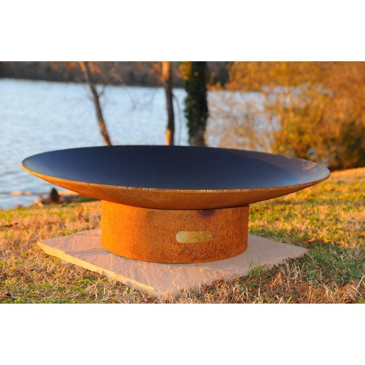ASIA FIRE PIT-WOOD BURNING