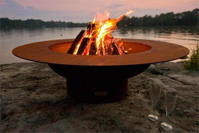 MAGNUM FIRE PIT WOOD BURNING