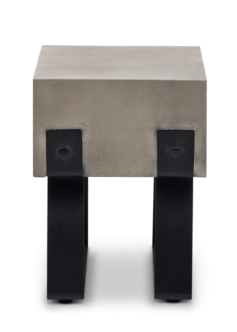 INDUSTRIAL OUTDOOR STOOL