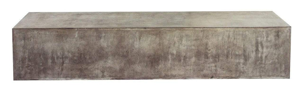 Slate Grey PERPETUAL THE MONOLITH BENCH