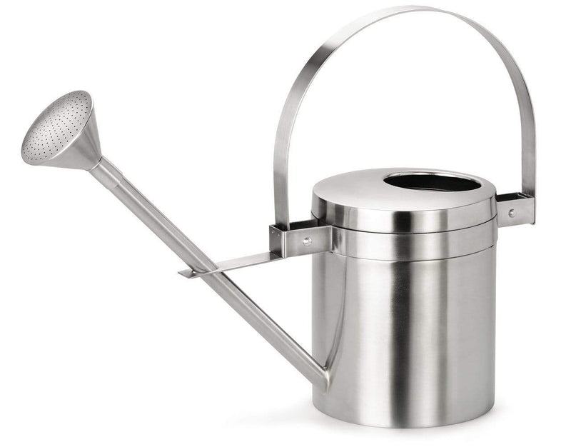 STAINLESS STEEL WATERING CAN (1.3 GAL)