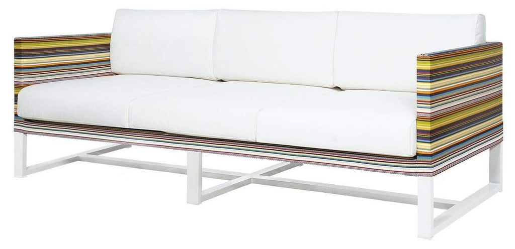 STRIPE 3-SEATER SOFA