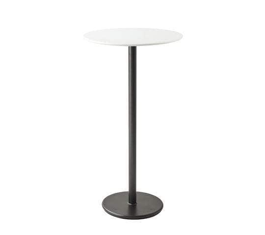 "Go 24"" ROUND BAR TABLE"