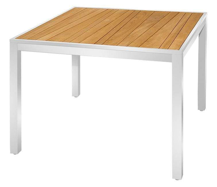 ZIX TEAK DINING TABLE (SMALL)