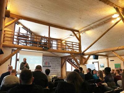 Xtheta took part in the Winter Amazon Forum Lviv