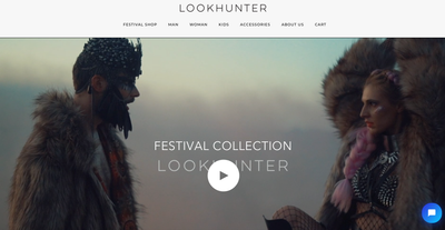 LOOKHUNTER SHOP