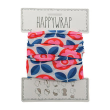 Load image into Gallery viewer, Happywrap – Funky Floral