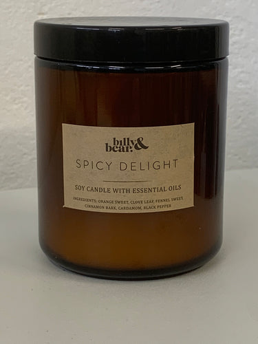 Aromatherapy Jar - Spicy Delight