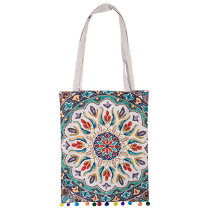 Shopping Tote Bag - Sabra