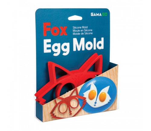 Egg Mold - Fox