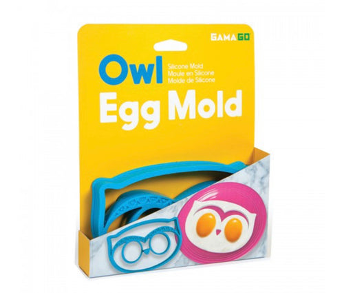 Egg Mold - Owl