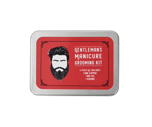 Gentleman's Grooming Kit – Manicure