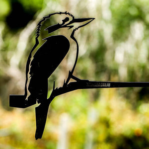 Metal Bird - Kookaburra