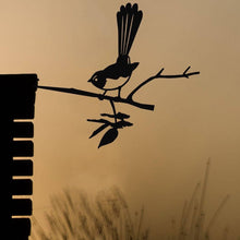 Load image into Gallery viewer, Metal Birds - Willie Wagtail