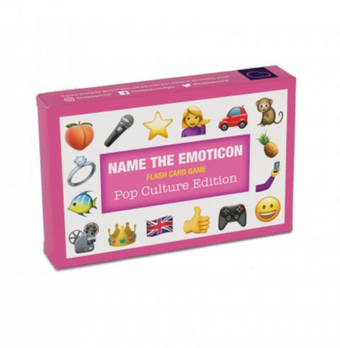 Name The Emoticon – Pop Culture