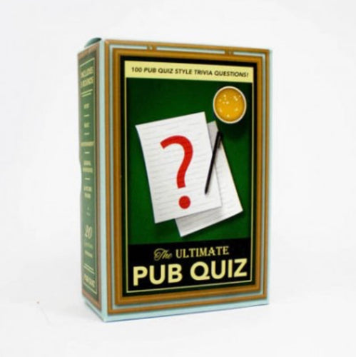 Ultimate Pub Quiz Trivia