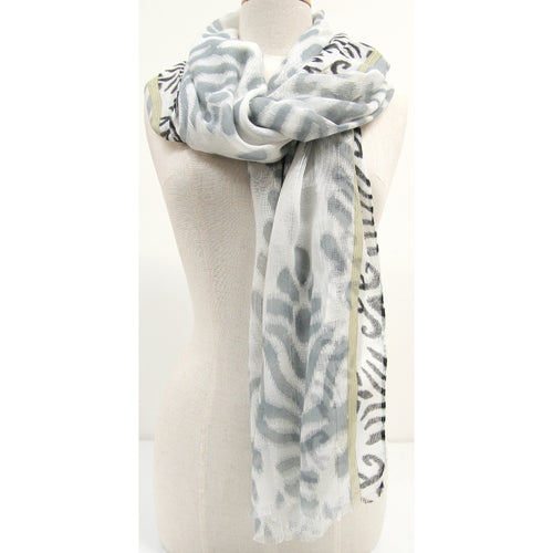 Sorrento Scarf - Gray