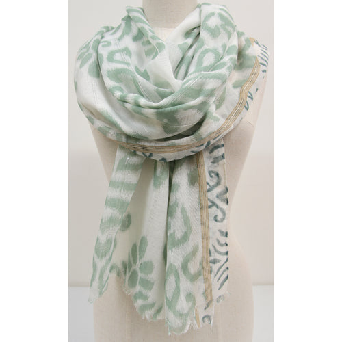 Sorrento Scarf - Green