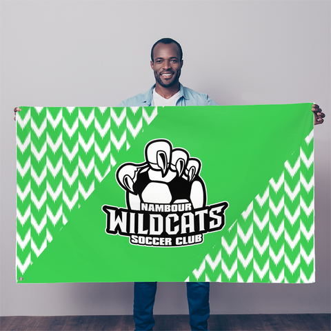 NWSC Homeground Flag Sublimation Flag