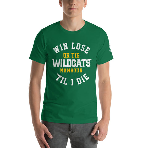 Win, Lose or Tie - Short-Sleeve Unisex T-Shirt