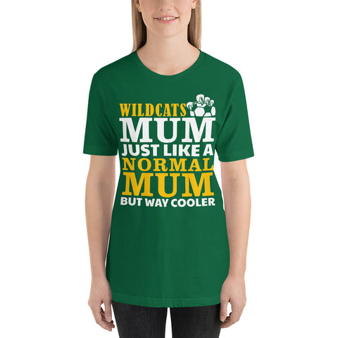 Wildcats Mum - Short-Sleeve T-Shirt