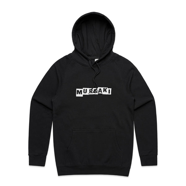 Cut-Out Pullover Hoodie 308-740
