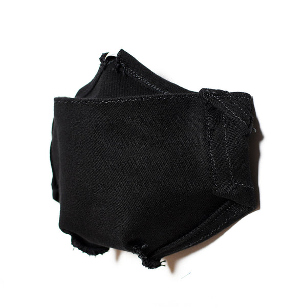 Mursaki Denim Mask - Black(Aiden)