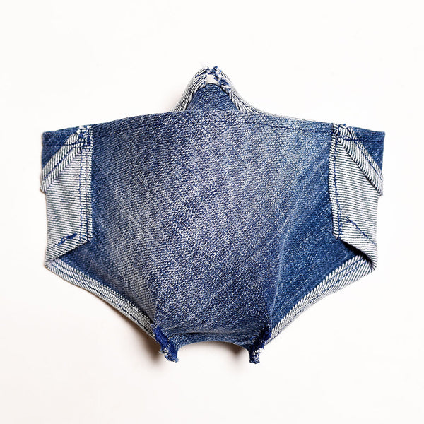 Mursaki Denim Mask - Dom Wash
