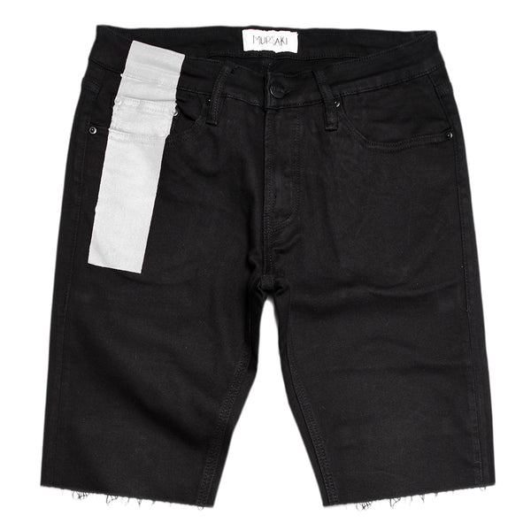 Mursaki Stripe Short v2 - Black/Color