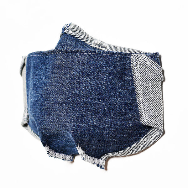 Mursaki Denim Mask - Sebastian Wash