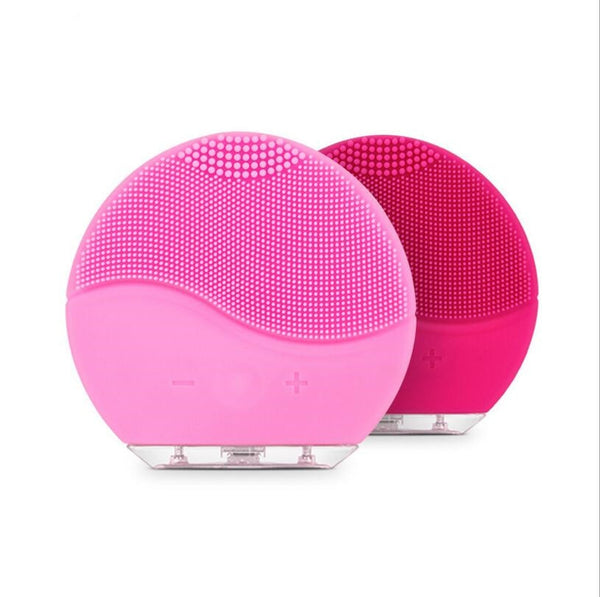 Facial Cleansing and Message Brush w/ Vibration!