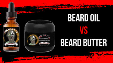 beard Oil vs Beard Butter