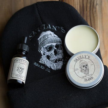 The Benefits Of Beard Oil & Beard Balm