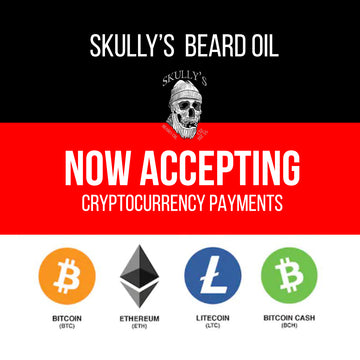 Now Accepting Cryptocurrency Payments!