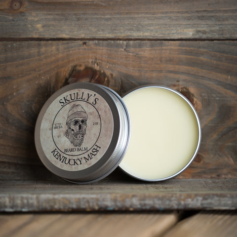 Kentucky Mash beard balm