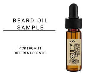 Beard Oil Sample