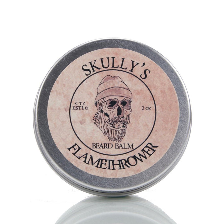 Flamethrower Beard Balm 2 oz. - Skully's Ctz Beard Oil