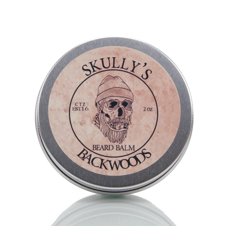 Backwoods Beard Balm 2 oz. - Skully's Ctz Beard Oil