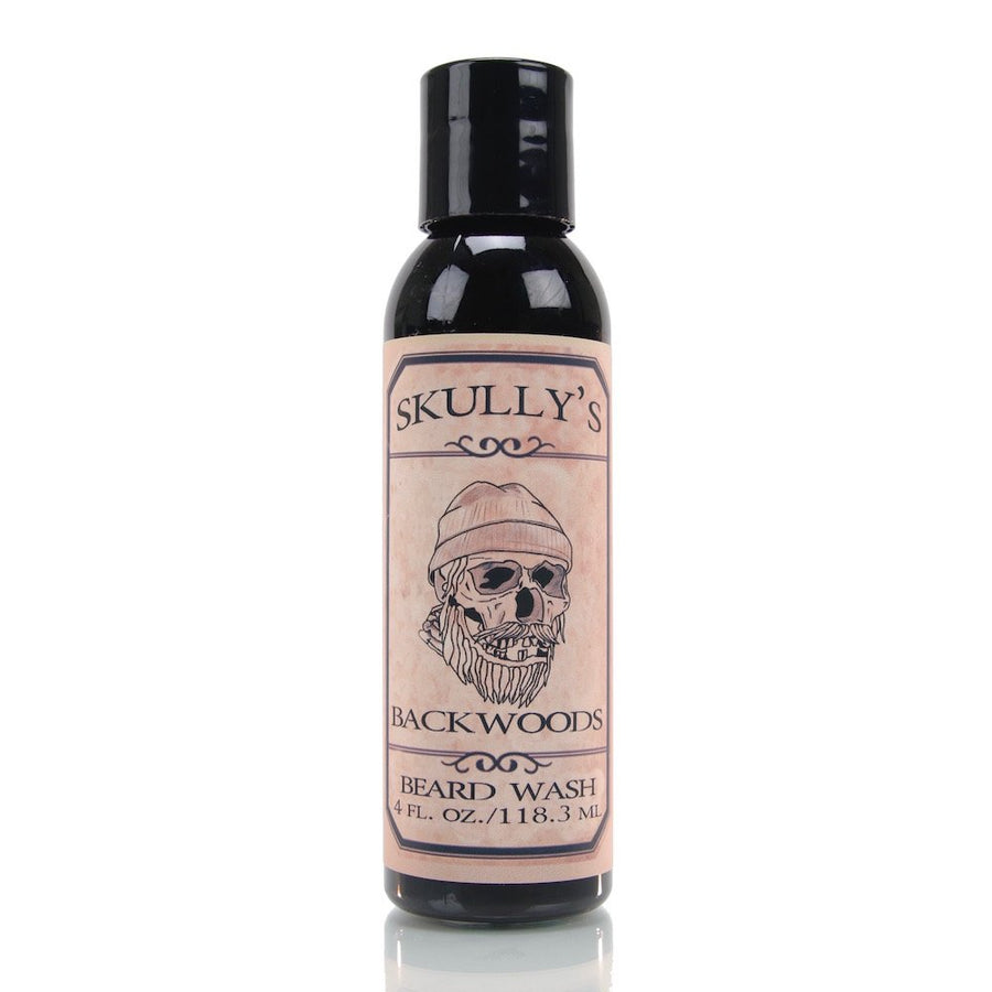 Backwoods Beard, Hair & Body Wash - 4 oz. - Skully's Ctz Beard Oil
