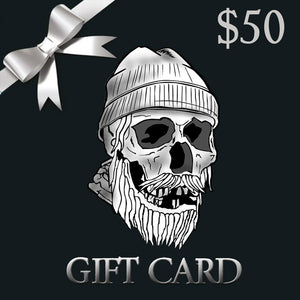 Skully's Gift Card - Skully's Ctz Beard Oil