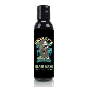 Nemesis Beard, Hair & Body Wash - 4 oz. (Beards Never Die Collection)