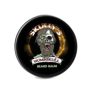 Numbskull beard balm, beard conditioner, beard butter by Skullys Beard Oil. The best beard oil for growth and thickness. Bears oil