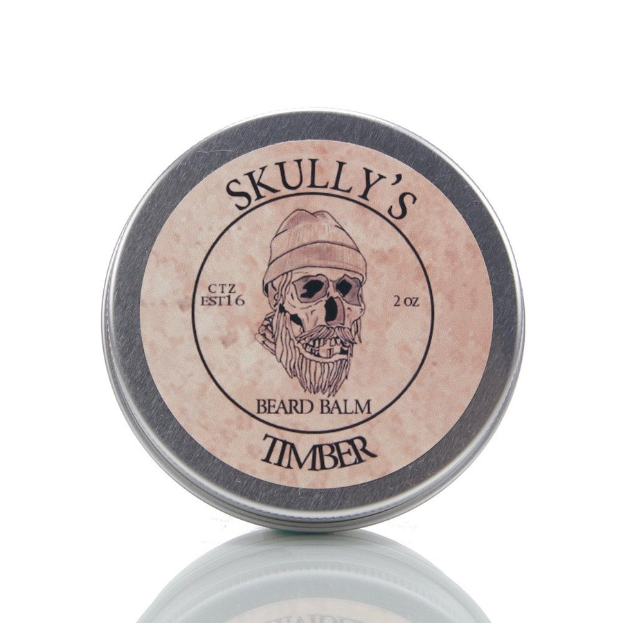 Timber Beard Balm 2 oz. - Skully's Ctz Beard Oil
