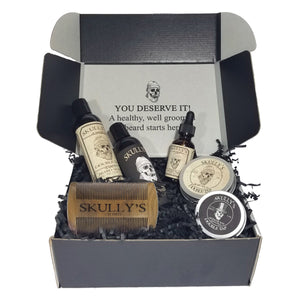 Ultimate Beard Care Kit (Your choice of scent)